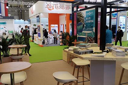 ELMITI alla fiera IE Expo SHANGHAI 2021